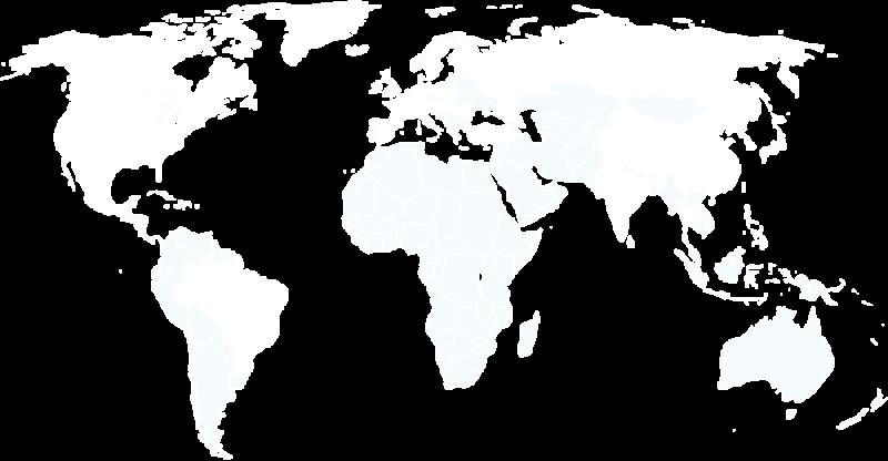 Q Net Weltkarte